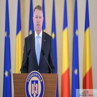 Iohannis : Am luat act de demisia domnului Costache . Noul ministru al Sanatatii depune juramantul chiar astazi