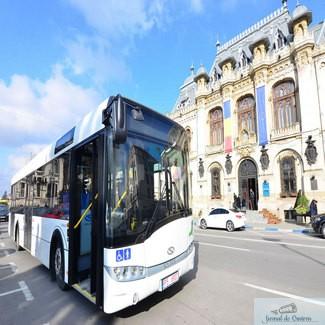 RAT Craiova : Numar limitat de calatori in autobuze