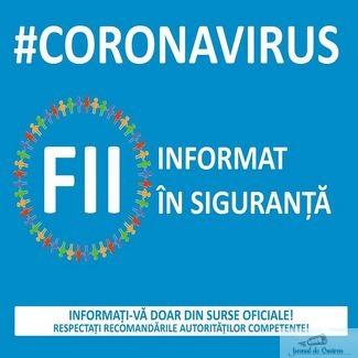 România infectată de COVID-19! In judetul Dolj au fost raportate 100 de cazuri ..