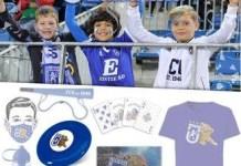 FC Universitatea Craiova a lansat o nouă gamă de produse cu ocazia zilei de 1 iunie! Colectia pentru copii - Colectia leut FCU 2020!