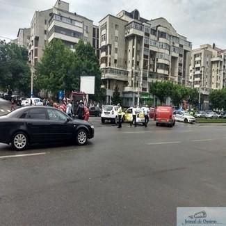 Craiova : Accident cu o victima, pe Calea Bucuresti