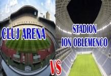 Diferente uriase intre Cluj Arena si Stadionul din Craiova ! Cat costa un meci pe Cluj Arena ?