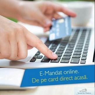 Creștere spectaculoasă! Comenzile pentru serviciul E-mandat al Poștei Române s-au triplat