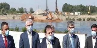 Premierul Ludovic Orban, dupa vizita pe santierul drumului expres Craiova-Pitesti : Vremea in care proiectele de investitii se derulau in ritm de melc au trecut.