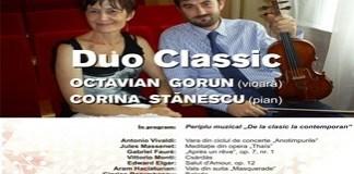 """Filarmonica """"Oltenia"""" Craiova - Recital în parc """"De la clasic la contemporan"""""""