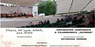 Filarmonica Oltenia Craiova : Călătorie pe unde muzicale în parc