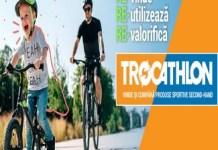 Decathlon lansează târgul de articole sportive second hand, Trocathlon