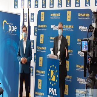 Mario Ovidiu Oprea, Presedinte PNL Craiova : Domnul Nicolae Giugea, candidat la Primaria Craiova, beneficiaza de sustinerea totala a Organizatiei Municipale PNL Craiova.