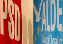 ALDE s-a desfiintat in Parlament. Toti deputatii ALDE au trecut la PSD, in frunte cu Vosganian