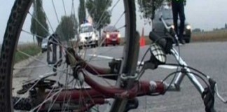 Biciclist accidentat mortal in Catane