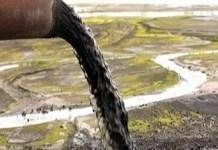 """Infrastructura de apa si apa """"contaminata""""... de MULTE INTERESE"""