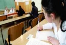 Evaluare Nationala - etapa speciala : Sase elevi din Dolj au participat la prima proba