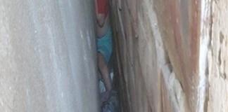 Pompierii din Bailesti au salvat o fetita de 3 ani ..