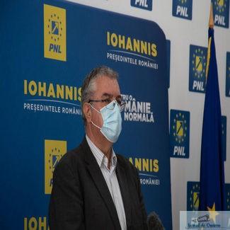 Nicolae Giugea, Candidat PNL la Primaria Craiova : Menirea primarului este de a fi responsabil de tot ce se intampla in Craiova, nu doar pentru ajutoare sociale.