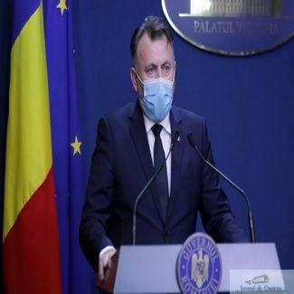 Nelu Tătaru ,Ministrul Sănătăţii : Nu vor fi relaxări după 1 iulie!
