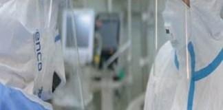 VIDEO Doctorii au ajuns la capătul puterilor. Reportaj Recorder într-un spital Covid
