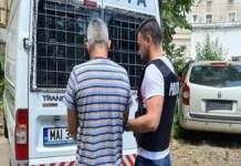 Urmarit in Italia, prins de politistii craioveni