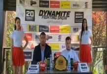 KickBox : Catalin Morosanu a anuntat urmatorul eveniment in cadrul promotiei Dynamite Fighting Show