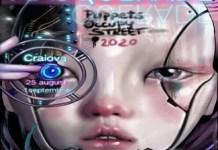 Înscrieri la atelierele de creație din cadrul Festivalului PUPPETS OCCUPY STREET! Ediţia a VII - a, Masquerade - ediție națională, Craiova, 25 august - 1 septembrie 2020