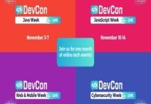 DevCon Live – cel mai amplu hub de evenimente online dedicat pasionaților de tehnologie va avea loc în noiembrie