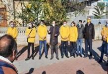 PNL Dolj continua campania pentru Alegerile Parlamentare in judet .. S-au intalnit cu locuitorii din Valea Stanciului, Gingiova, Zaval, Calarasi, Bechet si Dabuleni