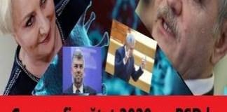 Nicolae Giugea : CUM AR FI ARĂTAT 2020 CU VIORICA DĂNCILĂ ȘI PSD LA CONDUCERE ?