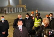 Ştefan Stoica ,Preşedintele PNL Dolj : Lucrările la Drumul Expres Craiova-Piteşti avansează în ritm susţinut