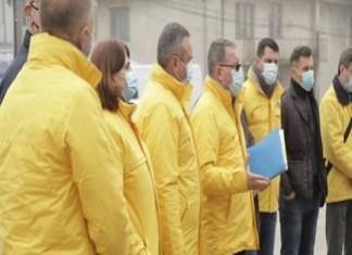 PNL, alături de fermierii români