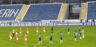 Universitatea Craiova pierde 2 puncte importante cu Aerostar Bacau ..
