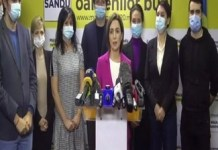 VIDEO Maia Sandu, prima reacţie după câştigarea alegerilor prezidenţiale din Republica Moldova