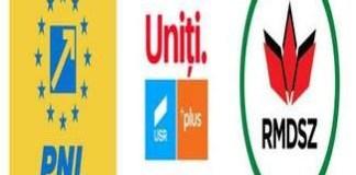 """Comunicat comun PNL – USRPLUS – UDMR dupa prima zi de negocieri: """"Progrese pe o serie de capitole"""""""