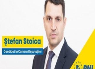 """Ştefan Stoica, președintele PNL Dolj: """"Noi nu punem trei borduri pe drumul expres, noi dezvoltăm cu adevărat Doljul!"""""""