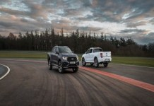 Ford anunță noul Ranger MS-RT cu design impunător, urban, inspirat din motorsport