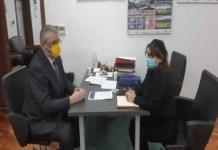 Nicolae Giugea : In scurt timp, va fi semnat contractul cu firma câștigătoare iar lucrările la CN Carol I vor putea începe..