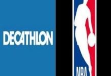DECATHLON ESTE PARTENER OFICIAL NBA