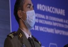 Valeriu Gheorghiţă : România e pe locul 3 în ceea ce priveşte media numărului de doze din ultimele 7 zile