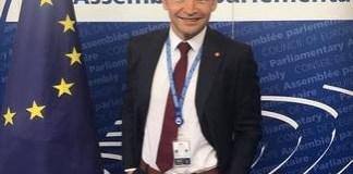 Ionuț Stroe, noul lider al parlamentarilor români de la Adunarea Parlamentară a Consiliului Europei