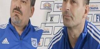 Mircea Bornescu : sunt sigur că vor da totul pentru victorie. Sunt foarte montați pentru meciul cu Farul Constanța.