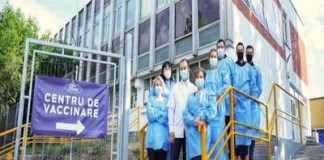 Ford a deschis un centru de vaccinare împotriva Covid-19 pentru comunitatea din Craiova