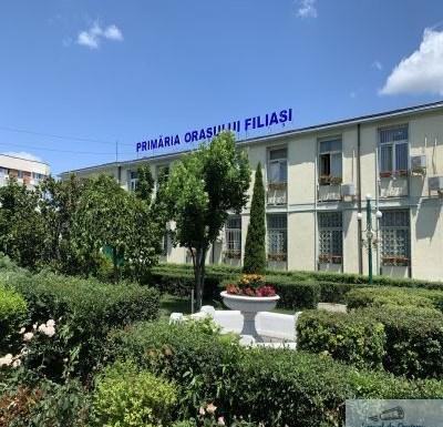 Incident in fata unei sectii de votare din Filiasi