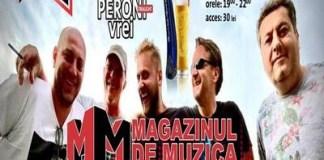 Magazinul de Muzica - INXS Tribute pe terasa Cafe-Teatru Play