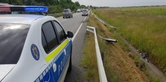 Dolj: Accident mortal la ieşire din Leu