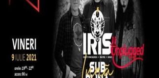 IRIS live pe terasa Cafe-Teatru Play
