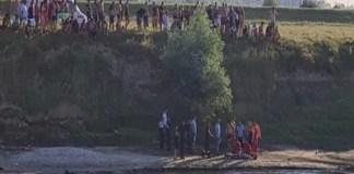 Adolescentă dispărută, găsită moartă în râul Olt