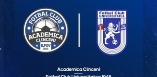 Universitatea Craiova joaca azi un amical impotriva echipei Academica Clinceni