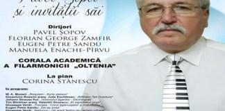 "Filarmonica ""Oltenia"" Craiova : Concert aniversar Pavel Șopov și invitații săi"
