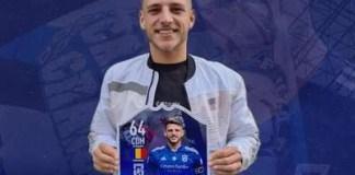 Dragos Albu a primit ICON-ul FIFA 22 ..