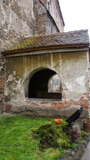 Biserica fortificata si muzeul cetatii Axente Sever
