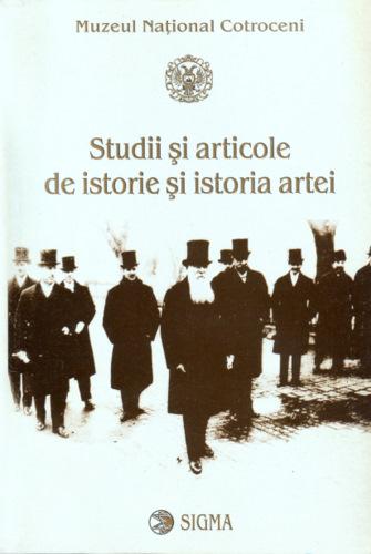 Cotrocenii in Istorie (studii si articole), Sigma, 2001