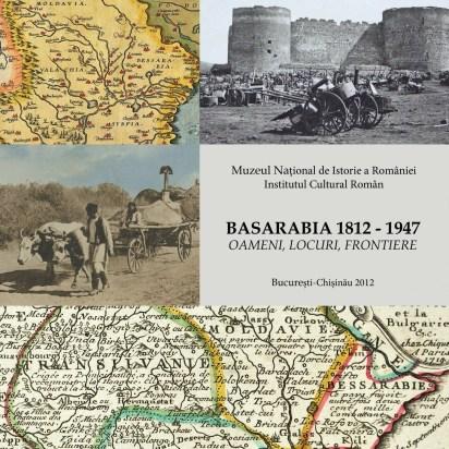 """catalogul expozitiei """"Basarabia: Oamnei, locuri, frontiere"""""""